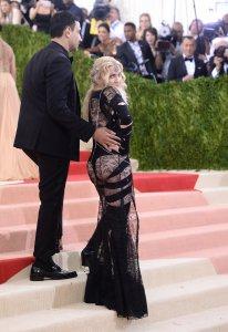 Riccardo Tisci ve Madonna