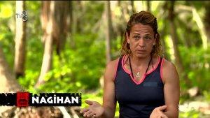 survivor nagihan 300x169 - Survivor'da sigara iddiaları doğrulandı, Damla özür diledi