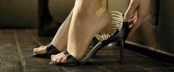 Ayakkabı vurmasına en etkili çözümler