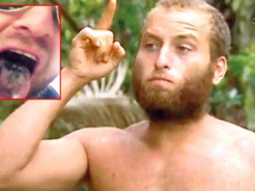 Survivor Taner, Ağzında Havai Fişek