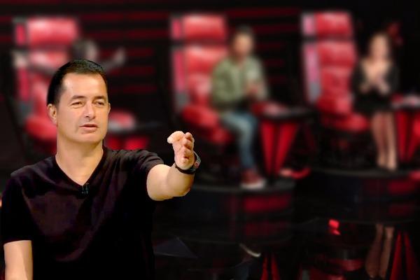 Acun Ilıcalı Açıkladı: O Ses Türkiye'ye Müthiş Jüri
