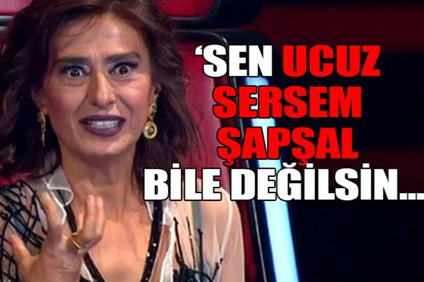 yildiztilbe - Yıldız Tilbe'den Ahmet Hakan'a; ''Adam değilsin..''