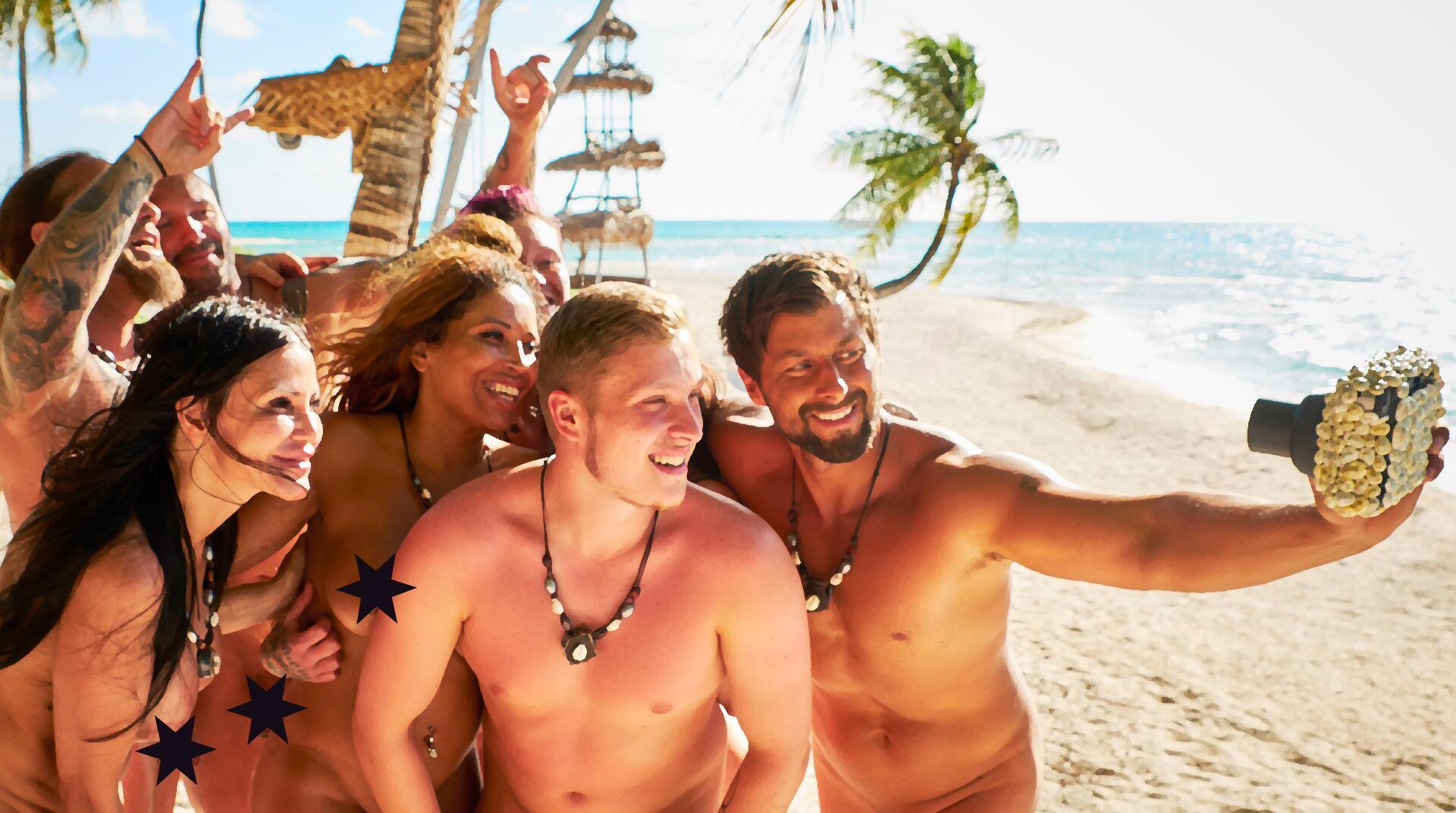 7 Erkek 7 Kadın Adada Çırılçıplak Eş Arayacaklar!