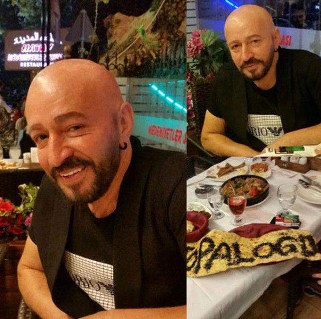 Uzaylı Lakaplı Mustafa Topal İmaj Değiştirip Küpe Taktı!