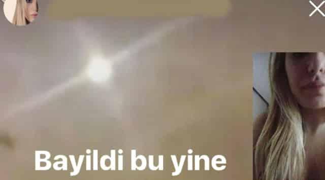 Yasemin Erbil Çıplak Fotoğrafı