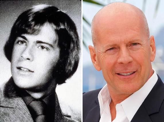 Bruce Willis Saçlı Hali