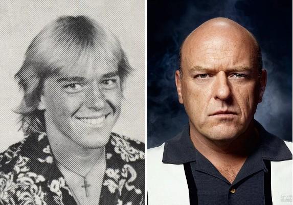 Dean Norris Saçlı Hali