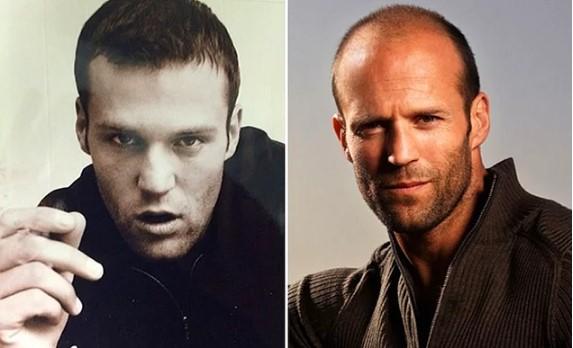 Jason Statham Saçlı Hali