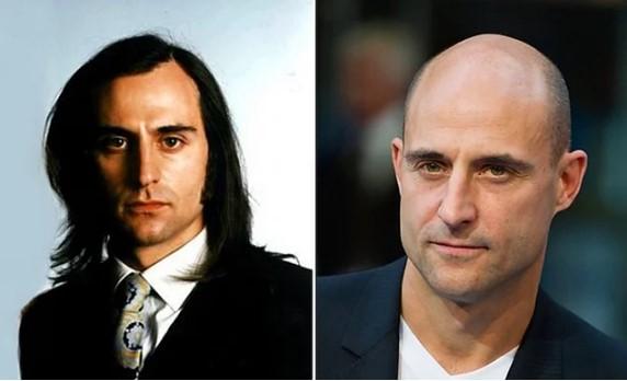 Mark Strong Saçlı Hali
