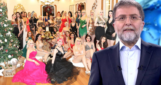 """Adnan Oktar'ı Kıskanan Ahmet Hakan, """"İnsanın Hoca Olası Geliyor"""""""