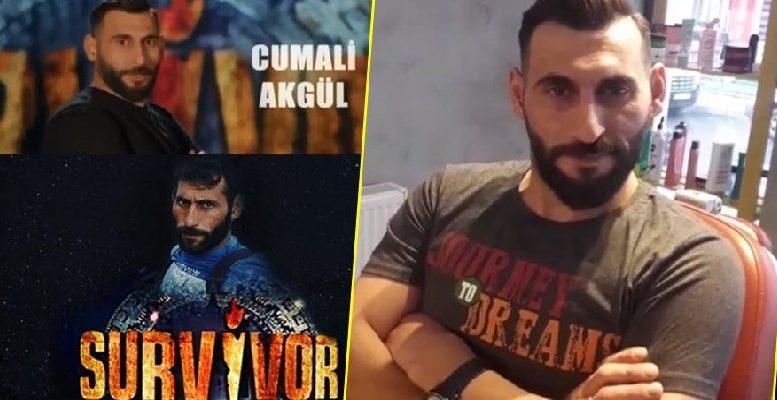 survivor cumali 777x400 - Survivor Cumali Akgül kimdir?