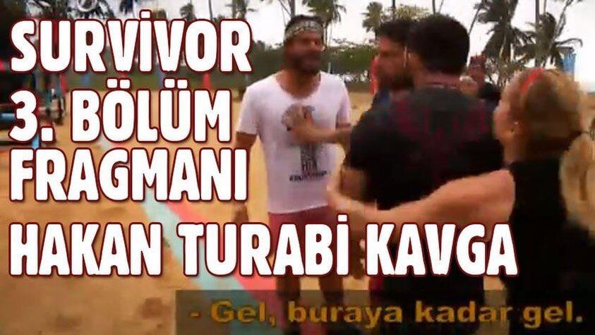 survivor2 3 - Survivor'da büyük kavga! Yarışmacılar birbirine girdi!