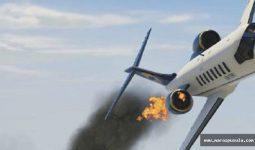 Mina Başaran'ın içinde bulunduğu özel uçak İran'da düştü
