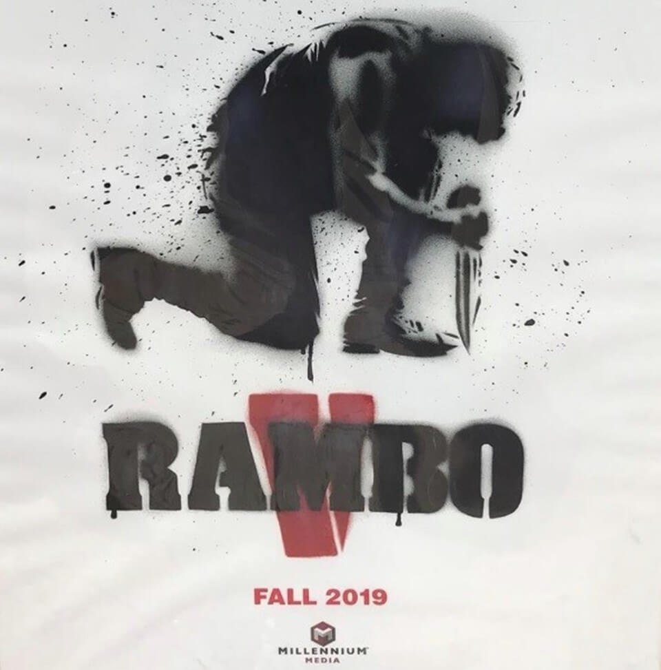 Rambo 5 Film Afişi