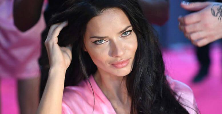 Adriana Lima Makyajsız