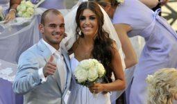 Wesley Sneijder Yolanthe Cabau çifti boşanıyor mu