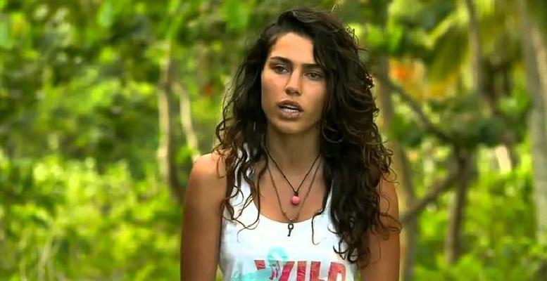Survivor Serenay Aktaş imaj