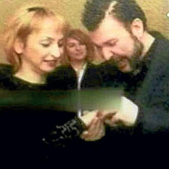 Kuşum Aydın, 2008 yılında Tülay Çakır ile nikah masasına oturdu