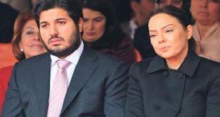Ebru Gündeş'in eşi Reza Zarrab'a haciz