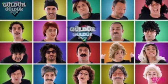 Güldür Güldür Oyuncuları 2019