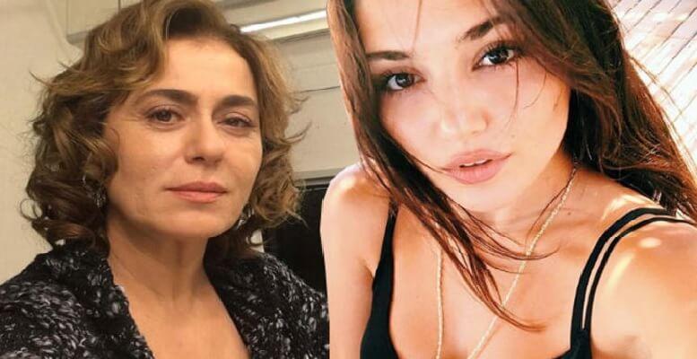 Nazan Kesal'dan Hande Erçel'e