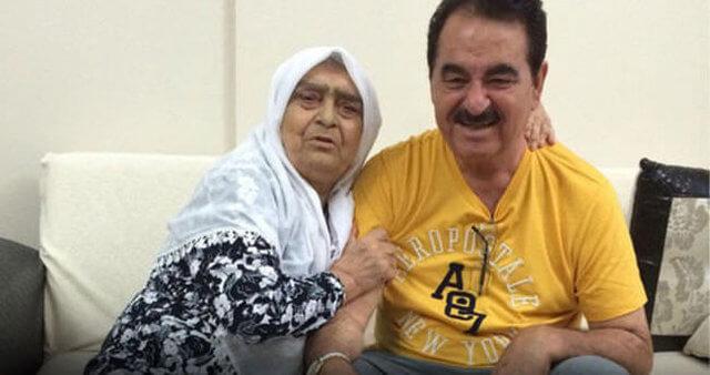 İbrahim Tatlıses'in annesi Leyla Tatlı, yarın Zincirlikuyu Mezarlığı'na defnedilecek.