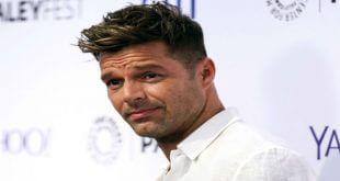 Ricky Martin Kız Babası Oldu!