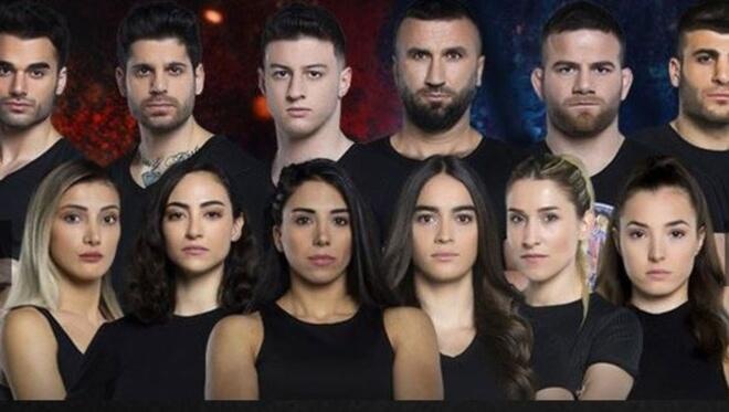 Survivor 2019 Yarışmacıları Türkiye Takımı