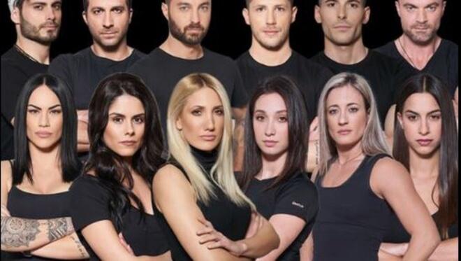 Survivor 2019 Yarışmacıları Yunanistan Takımı