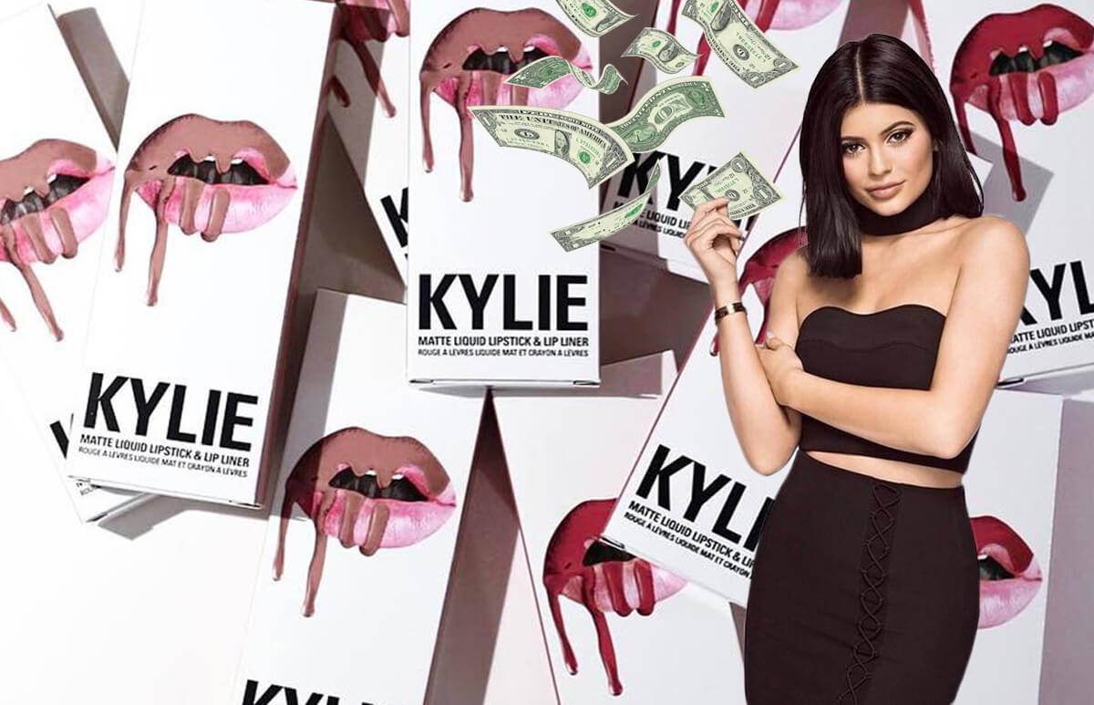 Kylie Jenner Kozmetik