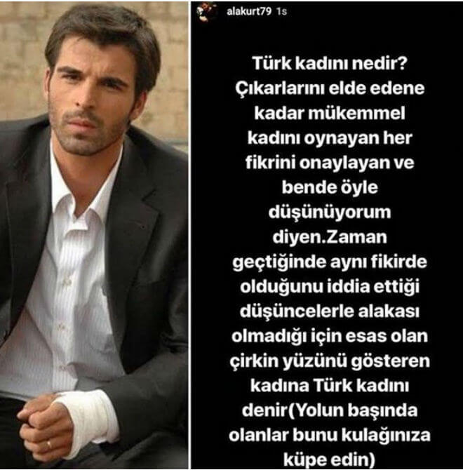 Mehmet Akif Alakurt'tan şaşırtacak Cansu Dere Açıklaması