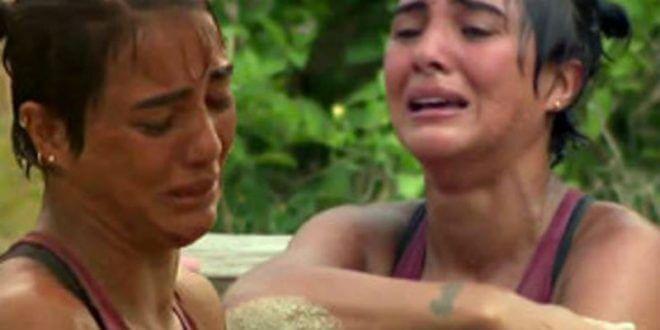 Survivor'da Sabriye'yi Gözyaşları İçinde Bırakan Olay
