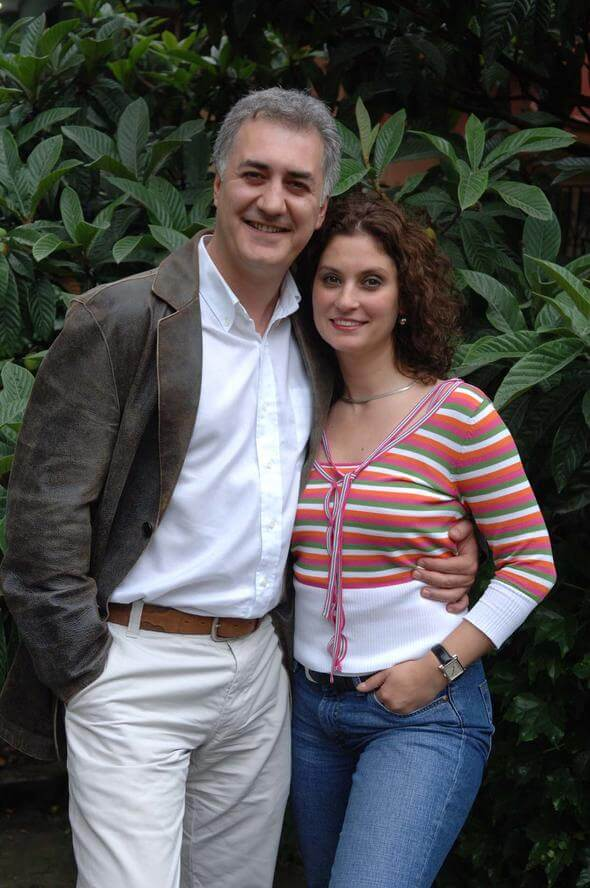 Tamer Karadağlı ile Arzu Balkan çifti, 10 yıl süren ilişkilerinin ardından 5 yıl evli kaldı.