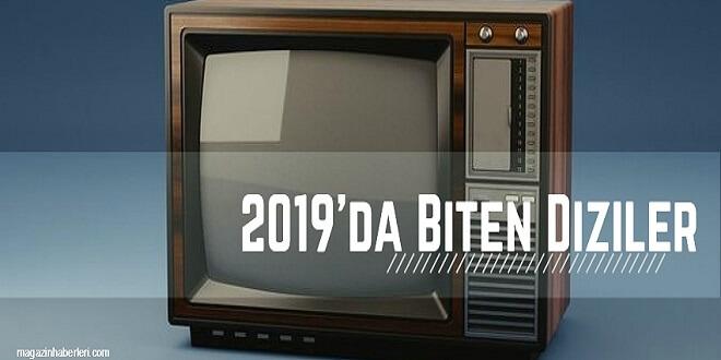 2019'da Biten Diziler
