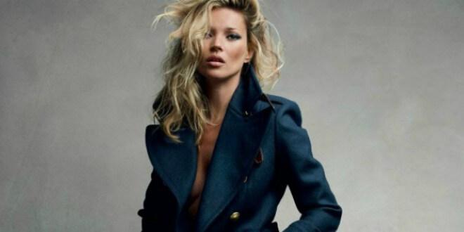 Kate Moss'dan Mert Alaş'a Striptiz!