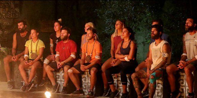 Survivor 11. Hafta Eleme Adayları Belli Oldu