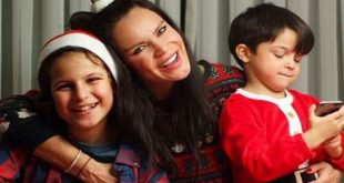Ebru Şallı oğlunun hastalığını