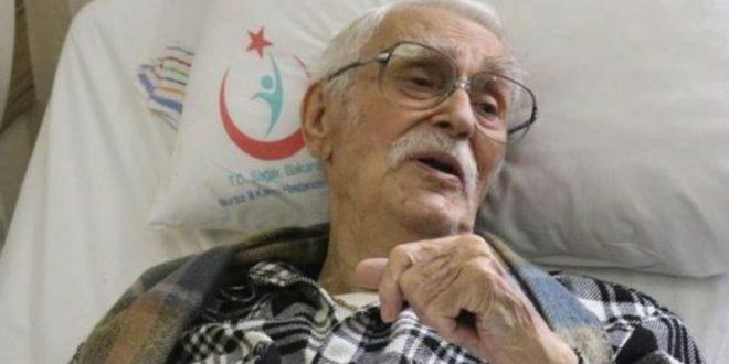 Eşref Kolçak Tekrar Hastaneye Kaldırıldı