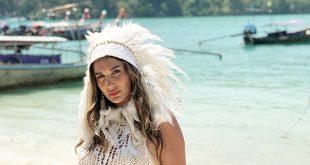 Nilay Dorsa Klip Çekimi İçin Phuket'e Gitti!