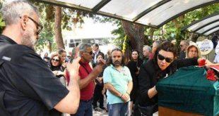Hamdi Alkan'dan Cenazede Büyük Skandal