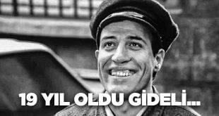 Kemal Sunal Ölümünün 19. Yıl Dönümünde Mezarı Başında Anıldı!