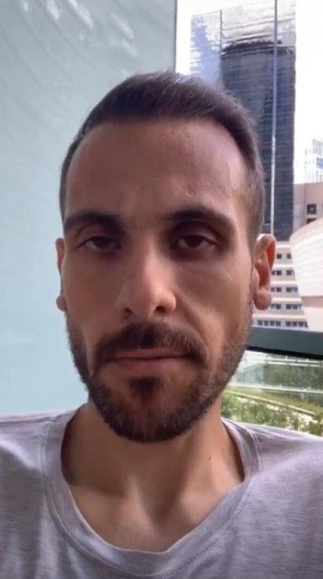 Oyuncu Ümit Erdim'in son hali görenleri şaşırttı