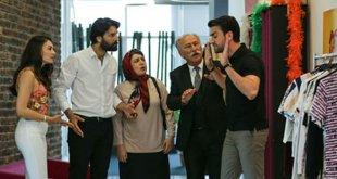 Afili Aşk Dizisinin Oyuncuları Bayramda Çarkıfelek'te