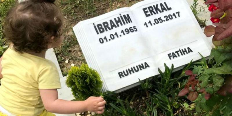 İbrahim Erkal'ın 2 yaşındaki Kızı Elifsu Yürekleri Dağladı..