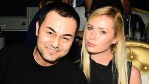 """""""Gel Konuşalım"""" magazin programının iddiasına göre Serdar Ortaç ve Chloe Loughnan yeniden evleniyor."""