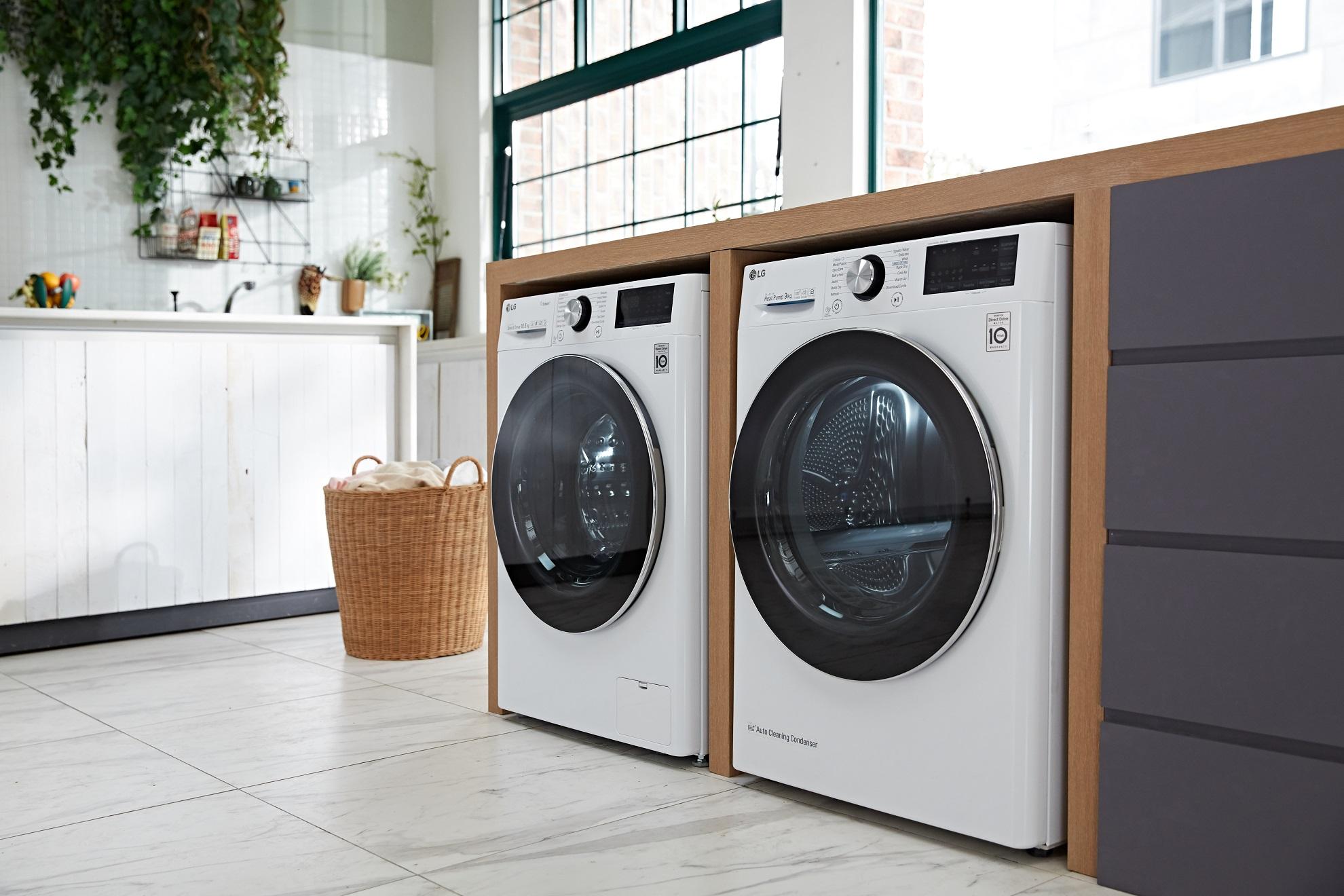 Akıllı Çamaşır Makinesinden Akıllı Yıkama Çözümleri!