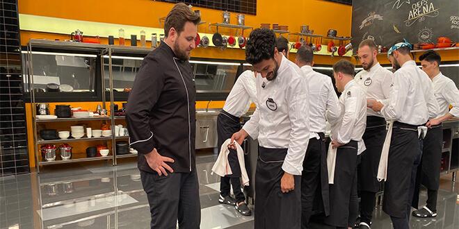 Chefs Arena İzleyici Karşısında!