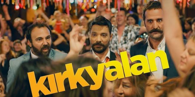 """Hamdi Alkan'ın Yeni Filmi """"Kırk Yalan"""" İzleyicisini Kahkahaya Boğdu"""