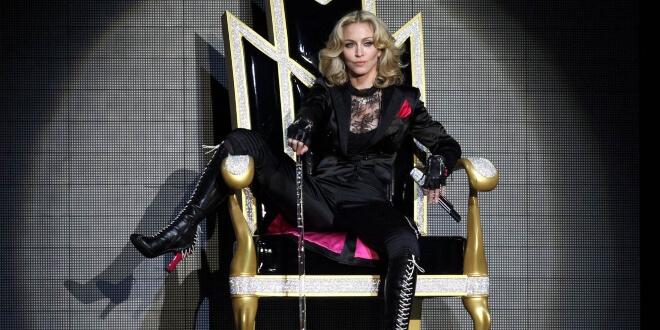 Madonna'dan Elazığlı Ersoy Dinç'e Mesaj!
