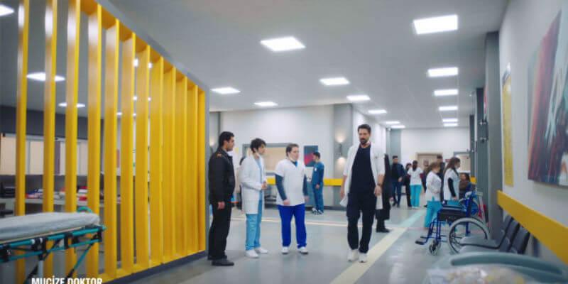 Hastanede Bulaşıcı Hastalık Şoku